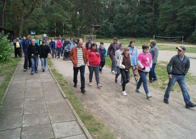 Wycieczka Ostaszewo