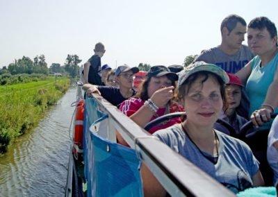 Rejs kanałem Elbląskim