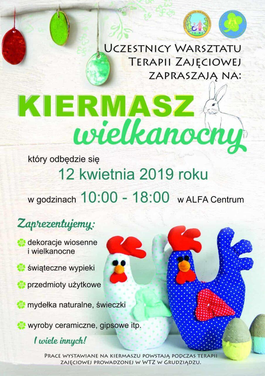 kiermasz wielkanocny 2019 WTZ (1)