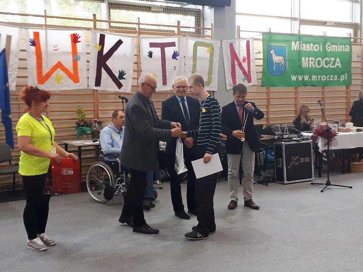XII Wojewódzki Konkurs Twórczości Osób Niepełnosprawnych