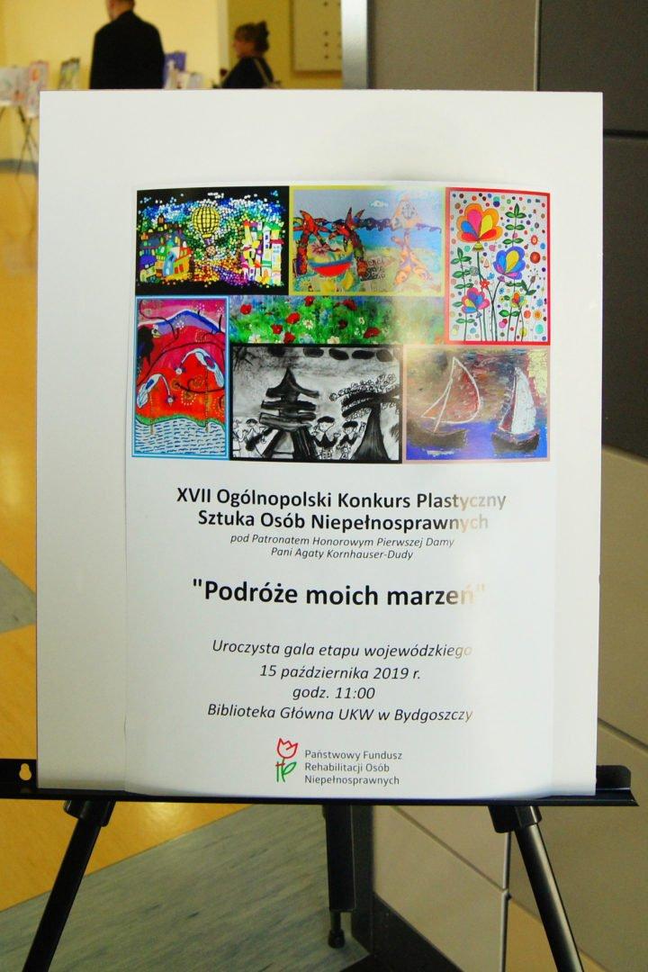 """Gala """"Sztuka Osób Niepełnosprawnych"""""""